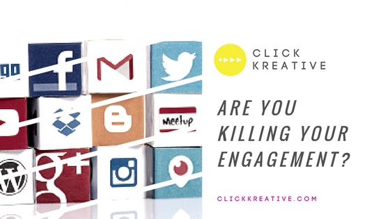Are You Killing Your Facebook Engagement?